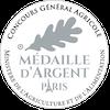 Médaille d'Argent Concours Agricole de Paris