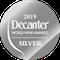 Médaille d'Argent Decanter World Wine Awards