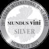 Médaille d'Argent Mundus Vini