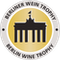 Médaille d'OR Berliner Wine Trophy